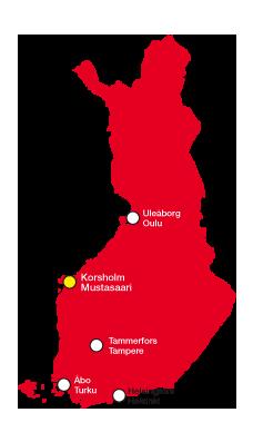 Karta, Finland.