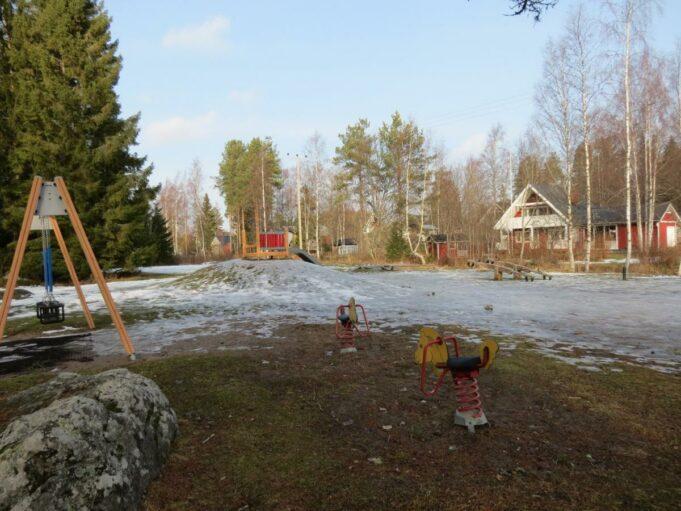 Blåklint lekpark