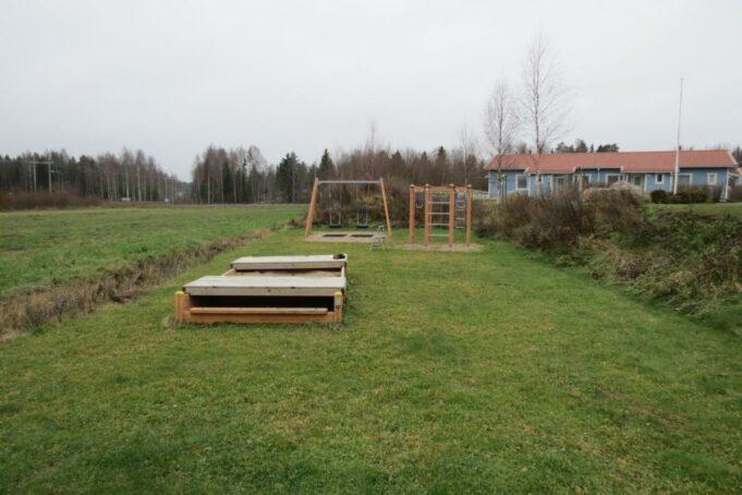 Fältkärs lekpark