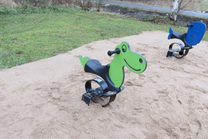 Gäddastigens lekpark