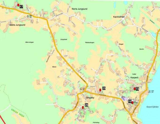Karperö-Singsby-Jungsund