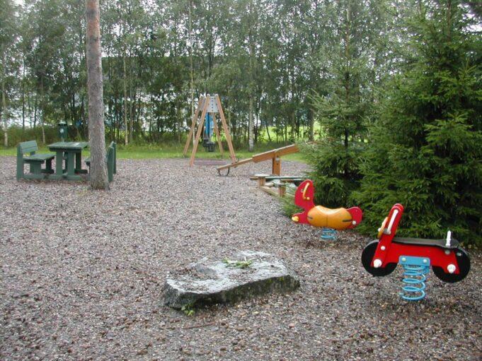 Råst lekpark