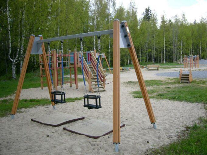 Tuovilan Ykkönen leikkipuisto