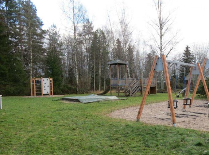 Västeråkers lekpark